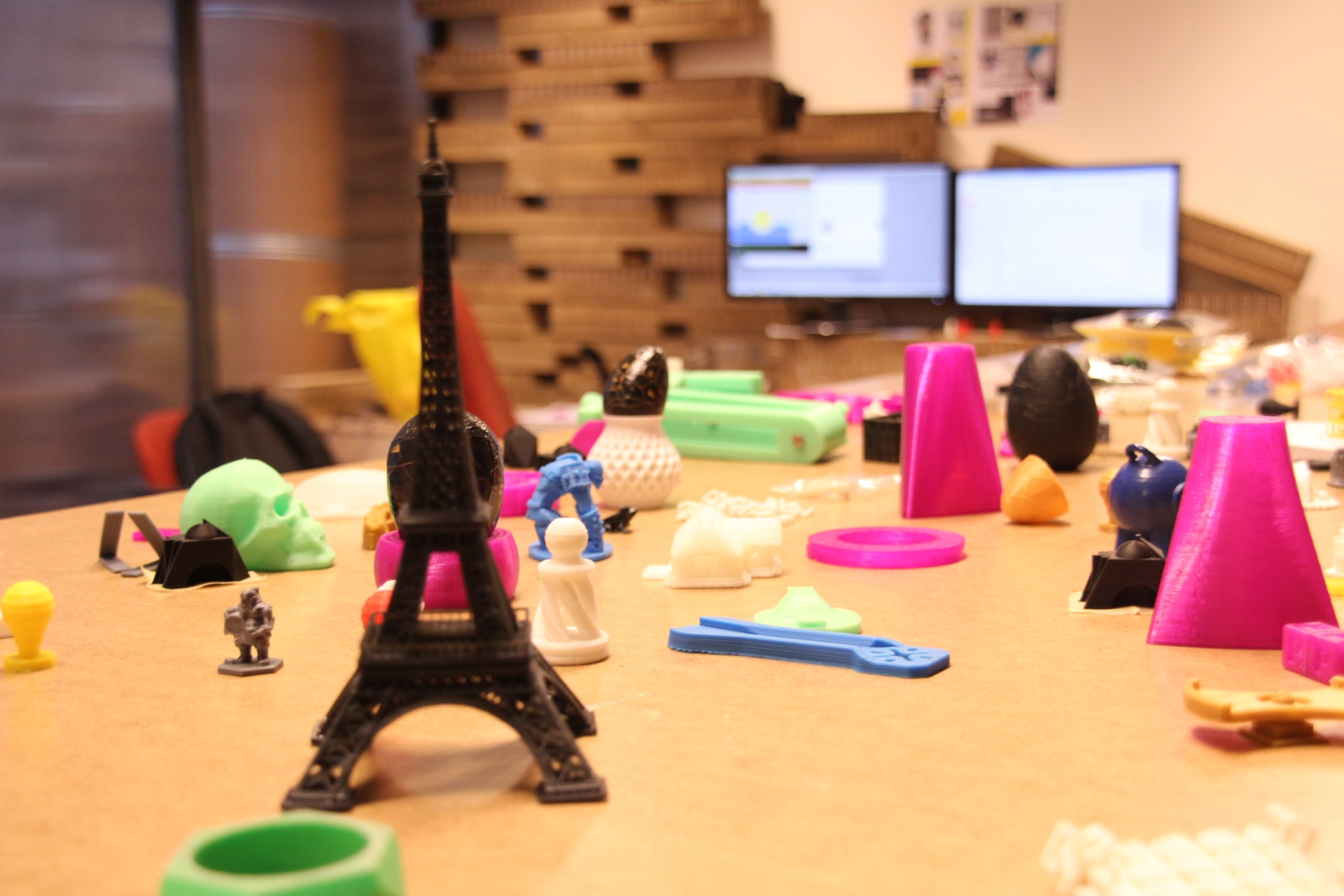 3D printing basics workshops